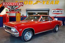 1966 Chevrolet Chevelle SS True 138 VIN Regal Red - YouTube