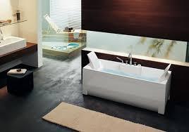 Bathroom Wood Bath Furniture Design Color in Bathtubs Design