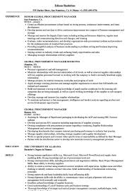 Purchase Resume Samples Purchasing Resume Objective Valid Human Resources Resume Sample