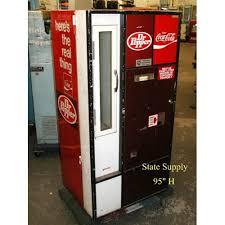Dr Pepper Vending Machine Mesmerizing Dr PepperCoca Cola Bottle Vending Machine