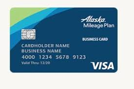 Alaska Airline Visa Business Card Login Credit Shure