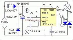 replacing a touch lamp control unit electrical online Touch Lamp Sensor Wiring Diagram touch switch circuit diagram the wiring diagram, wiring diagram Touch Lamp Control Unit Wiring
