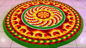 Pookalam Designs Outline Onam 65 Best Pookalam Design For Ever Rare Collection