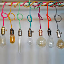 pendant lighting plug in. for couch chevron with globe plug in wrap around bracket of some sort any color custom pendant lighting bare bulb edison lamp modern industrial chandelier