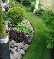 small space rock garden ideas to gardening