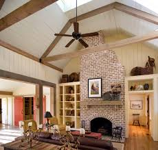 Vaulted Ceiling Decorating Living Room Vaulted Ceilings 101 History Pros Cons And Inspirational Examples
