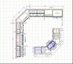 kitchen cabinets design layout kitchen and decor