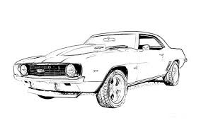 Small Picture Camaro Car Coloring Pages Coloring Coloring Pages
