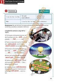 7. Sınıf İngilizce Kök-e Yayıncılık Ders Kitabı Cevapları Sayfa 97