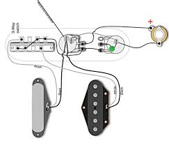 factory telecaster wirings pt premier guitar the post 1967 telecaster wiring that s still standard today diagram courtesy of seymour duncan and used by permission