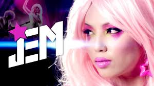 jem and the holograms jem makeup tutorial face the s w promise phan