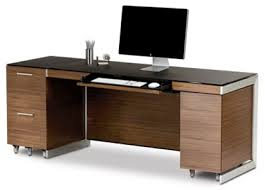 walnut office furniture. BDI Sequel Office Furniture - Natural Stained Walnut O