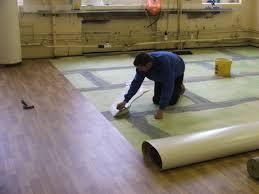 Vinyl Floor Covering Kitchen Kitchen Vinyl Flooring At Parquetflooringae