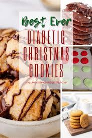 13 diabetic christmas cookie recipes. Diabetic Christmas Cookies Walking On Sunshine Recipes Stevia Recipes Butter Cookies Recipe Recipes
