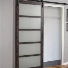 office barn doors. Erias Home Designs Continental Frosted Glass Panel\u2026 Barn Door Opaque Walmart Office Doors Y