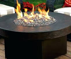 outdoor fire column copper gas target best pit images on backyard creations bonfire propane red ember sheridan mini