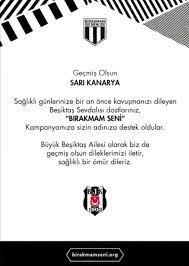Beşiktaş'tan Fenerbahçe'ye 'Geçmiş olsun' sertifikası! - Haberler Spor