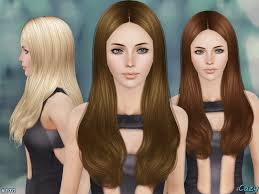 Cazy's Jodie Hairstyle - Set