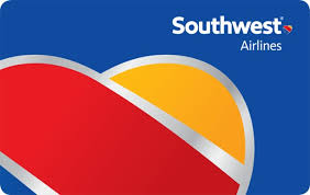 Southwest Airlines eGift   Gift Card Gallery