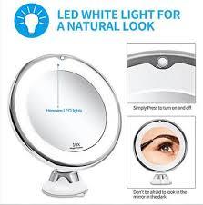 led makeup mirror lighted makeup mirror