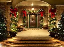Small Picture 31 Exterior Christmas Decorating Ideas InspirationSeekcom