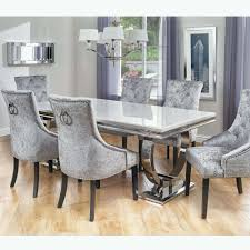round lighting appealing 6 chair dining table set 2 for lovely great room chairs with fine