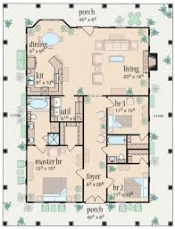 one story house plans with porch. Full Size Of Furniture:8462jh F1 1479189201 Jpg 1506326593 Outstanding Wrap Around Porch Plans 13 Large One Story House With L