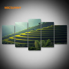 micsunny terraces hd canvas prints 5 pieces painting wall art home decor panels sport poster for on urban designs canvas wall art with micsunny terraces hd canvas prints 5 pieces painting wall art home