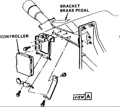 i am doing a motor swap in my s blazer i am putting a the wires from the distributor run to this module here s a wiring diagram from the 85 model year that help you
