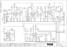 vox schematics ac15 re issue pre amp schematic ac15 60 02 iss 1 vox 1996