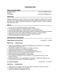Dialysis Nurse Resume Sample 4 Rn Nursing Resume Examples Create