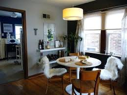 small round dining room table use of varying styles small dining room table with two chairs