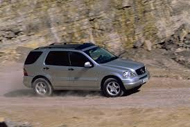 Buyer's Guide: Mercedes-Benz W163 M-Class (1998-05)