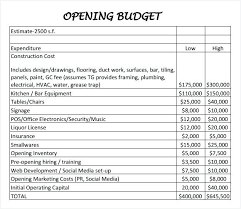 Business Start Up Costs Template New Business Start Up Cost Template Example Costs Skincense Co