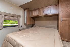 Overhead Bedroom Cabinets Conquest Travel Trailers Gulf Stream Coach Inc