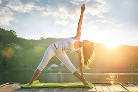 many believe yoga has helped alleviate their back pain photo istock