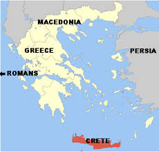 greek history facts for kids  map