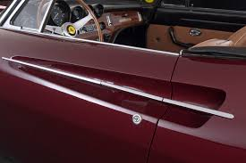 The engine features a single overhead camshaft per bank and was assigned the factory type reference 217b, featuring a bore and stroke of 81mm x 71mm … 1967 Ferrari 365 California Spyder Girardo Co