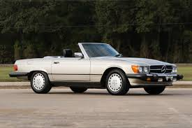 See kelley blue book pricing to get the best deal. 14k Mile 1987 Mercedes Benz 560sl For Sale On Bat Auctions Sold For 45 000 On December 7 2016 Lot 2 771 Bring A Trailer