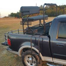 Pick-up High Seat Full-Size Truck Beds - Texas Outdoors