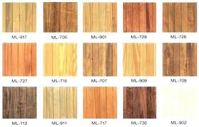 Mahogany Stain Color Chart Minwax Furniture Stain Specialitychemicals Co