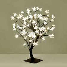 Cherry Blossom Christmas Lights 48l Warm White Christmas Led Tree Lights With Cherry Blossom Flower Buy Light Up Tree Branches Tree Lights With Cherry Blossom Led Tree Branch