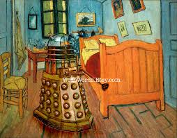 doctor who clipart van gogh clipartfox