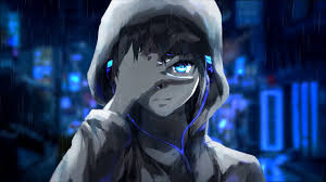 Anime Boy | Blue Eyes