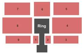 Iowa Event Center Seating Chart Hy Vee Hall At Iowa Events Center Tickets And Hy Vee Hall At