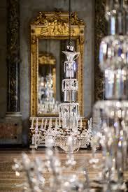 lasvit res crystal chandeliers for milan design week