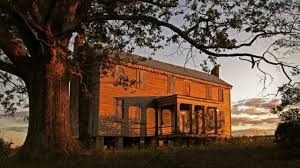 abandoned 18th century nc plantation house