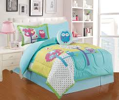 back to the suitable gift of owl bedding for girls