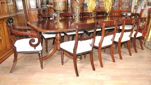 regency dining table awesome regency dining room chairs gallery new house design regency dining table round