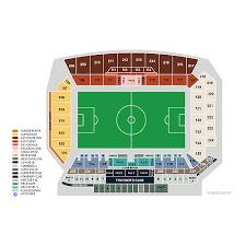Uc Berkeley Football Stadium Seating Chart Houston Dynamo At Los Angeles Football Club Los Angeles